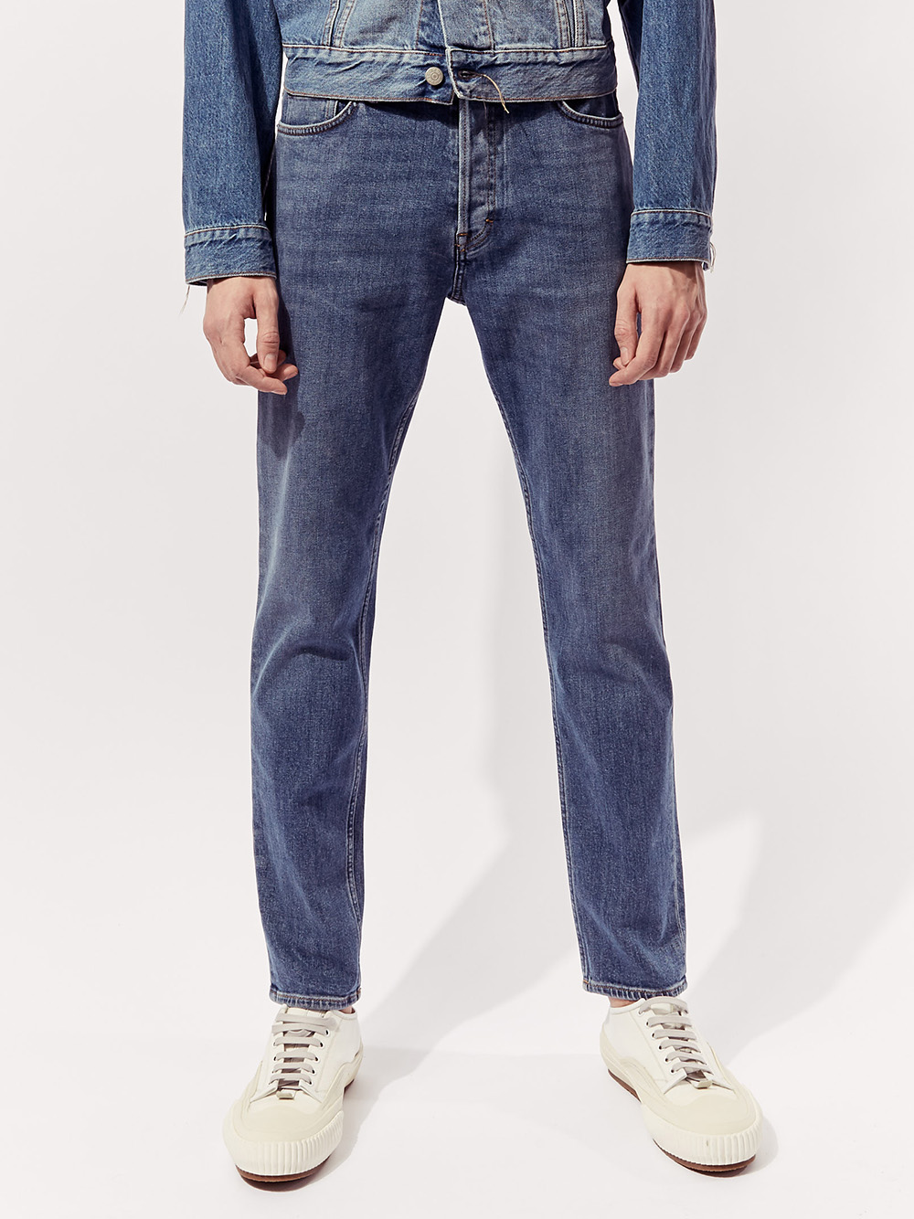 RIVER 5 POCKETS DENIM