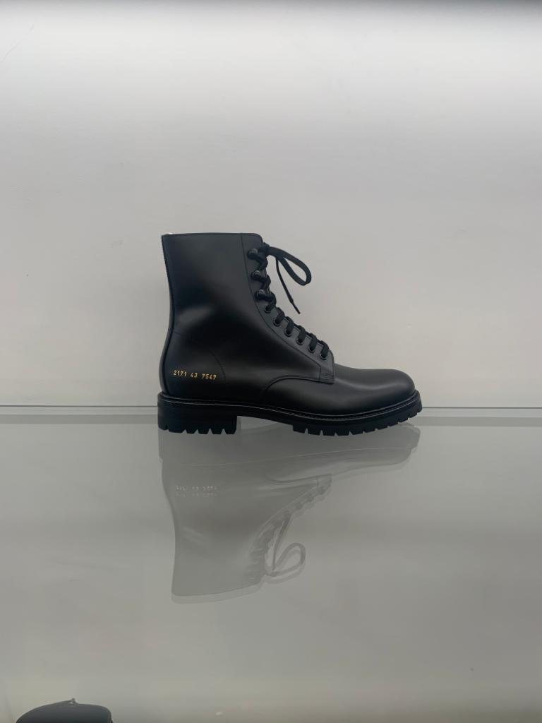 Combat Boot w/ Lug Sole