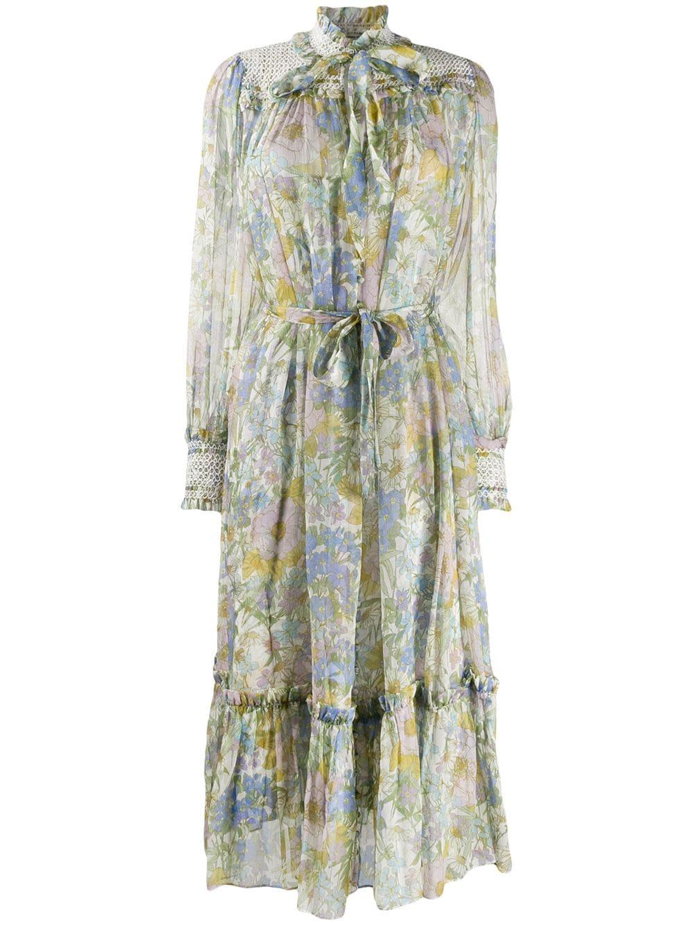 Super Eight Midi Dress