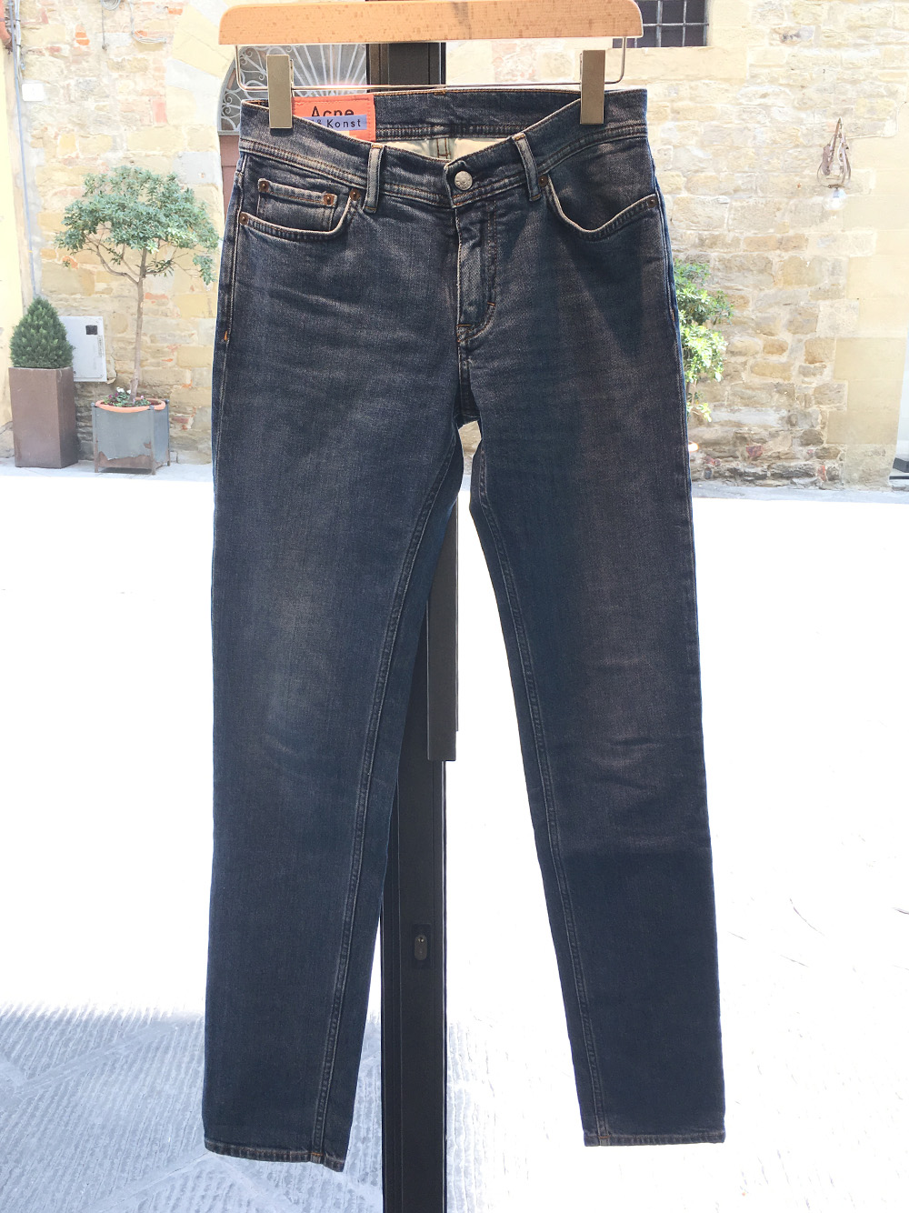 NORTH 5-POCKET DENIM