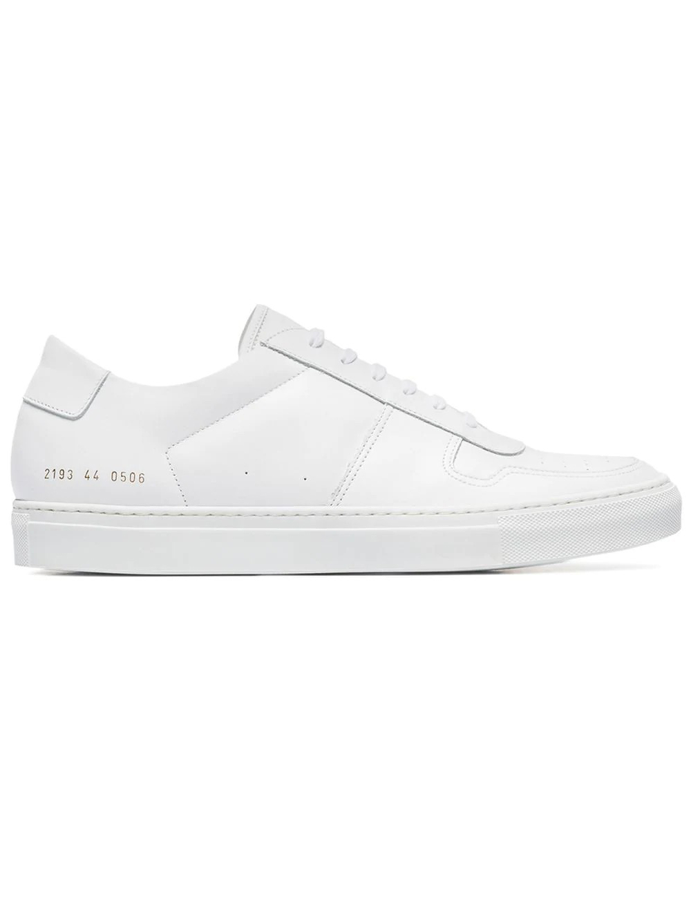 Bball Low White Sole