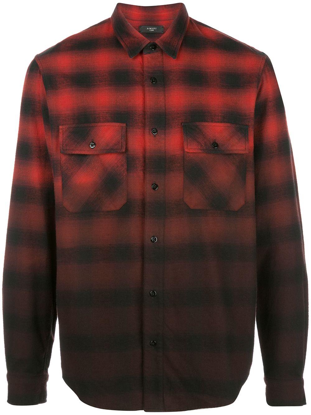 Dip Dye Flannel