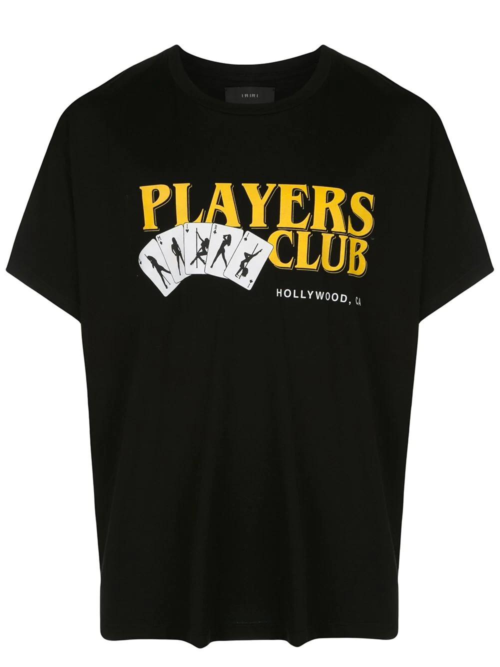 Players Club Tee