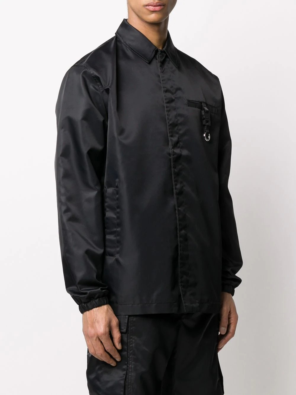 ALYX BLACK COACH JACKET