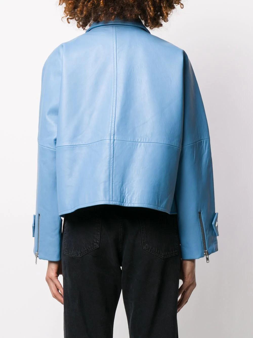 Brooklyn Jacket Lamb Retro