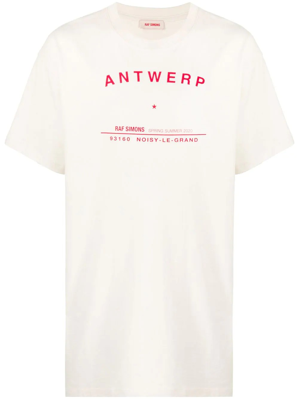 Tour T-shirt Antwerp