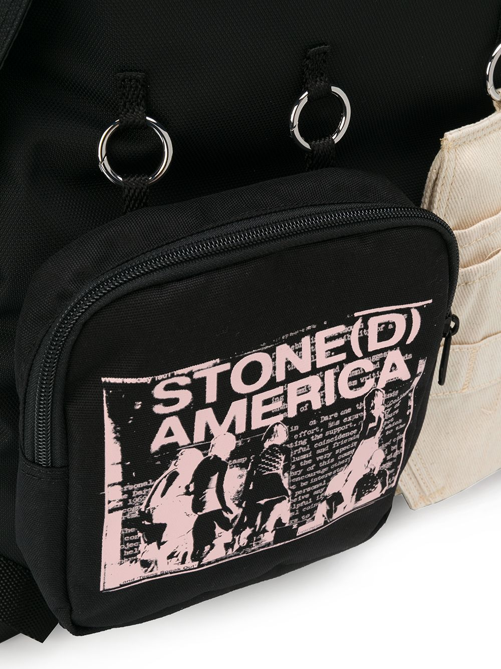 RS PADDED DOUBL`R BEIGE AMERICA