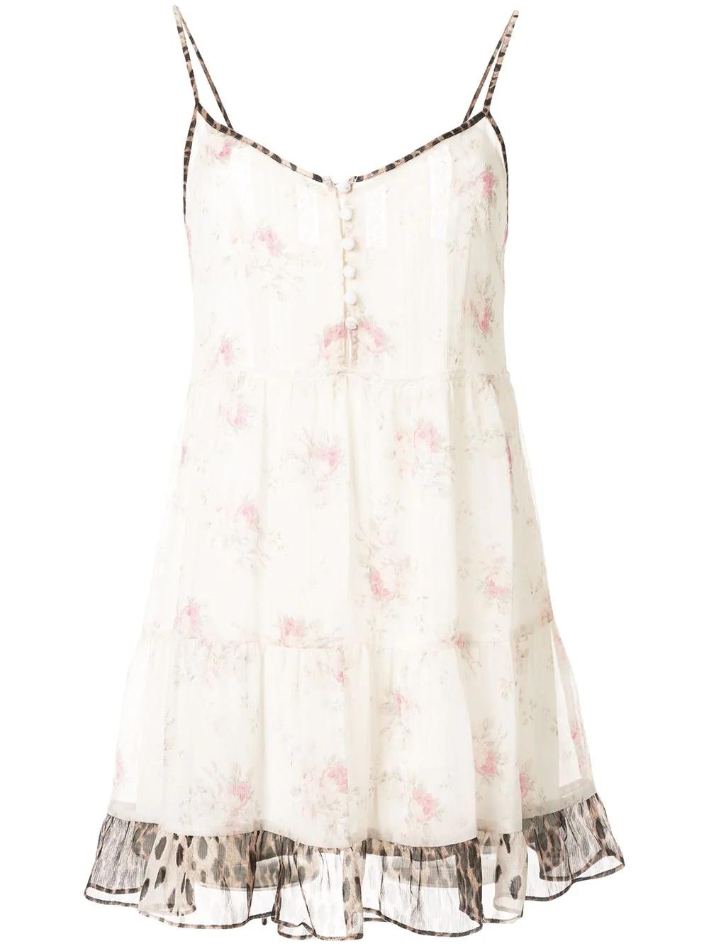 OVERLAY DRESS W