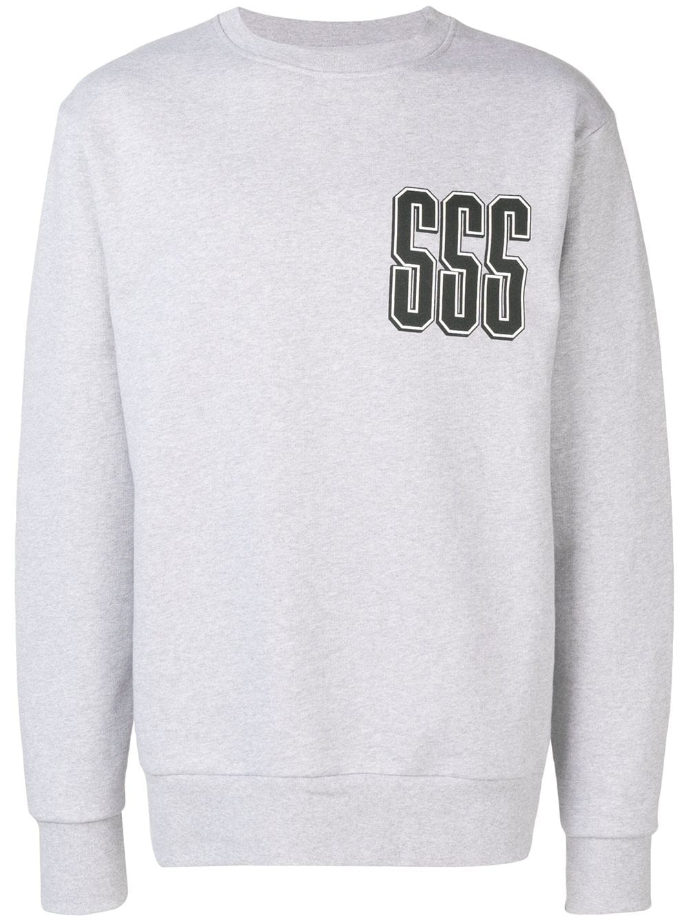 TOWNHIGH1 SWEAT S39 GREY