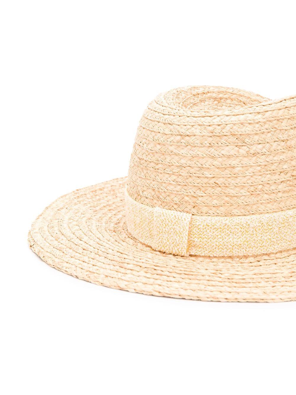 VIRGINIE HAT 20PS STRAW