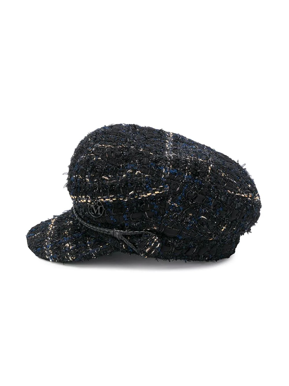 NEW ABBY HAT 20PS COCKTAIL TWEED