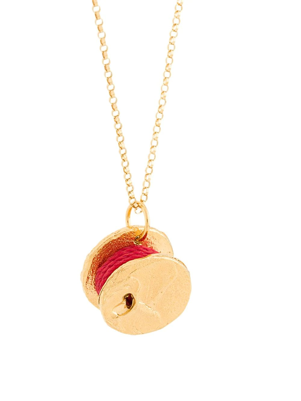 THE SPOOL OF TRUTH NECKLACE