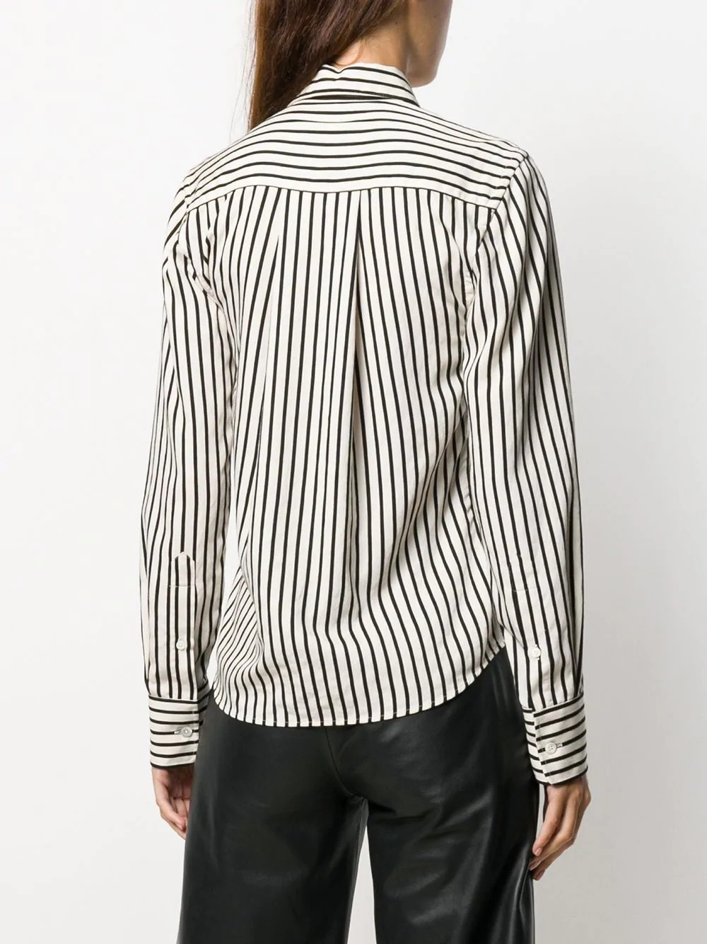 WOMAN SHIRT WITH CHEST POCKET