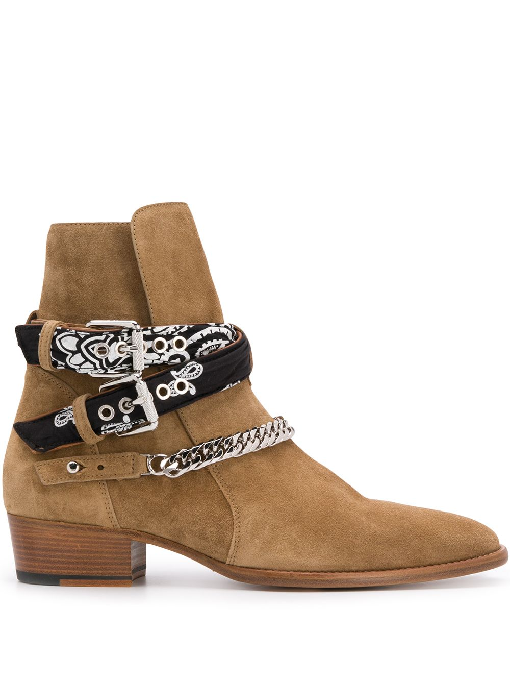 Bandana Buckle Boot