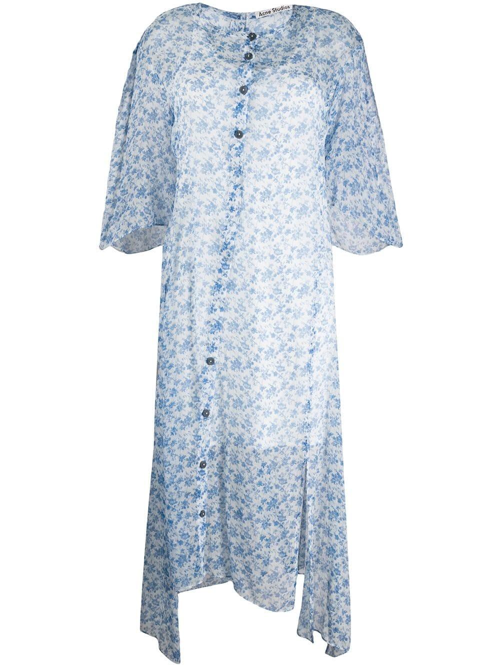 DAGNY CHIFFON DRESSES