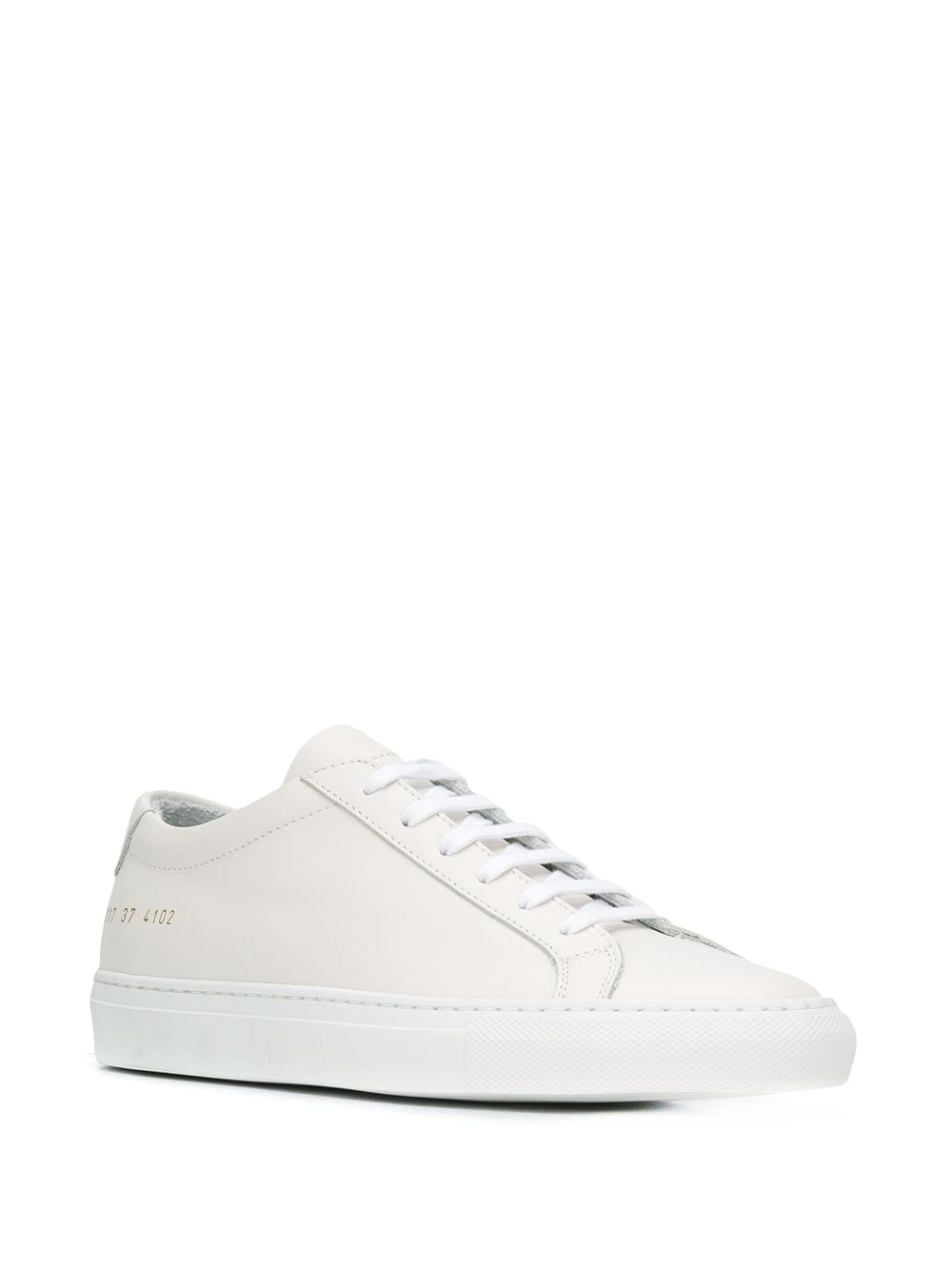 Achilles Low White Sole 6017