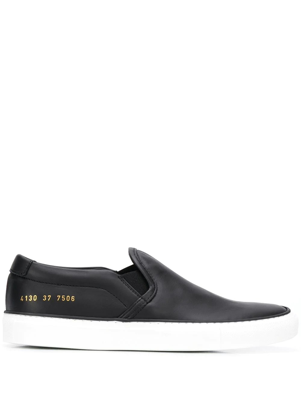 Slip On in Leather 4130