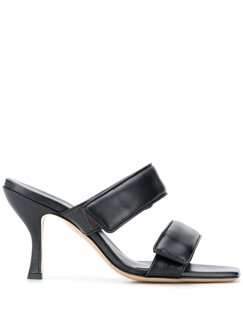 PERNI 80MM TWO STRAP SANDALS
