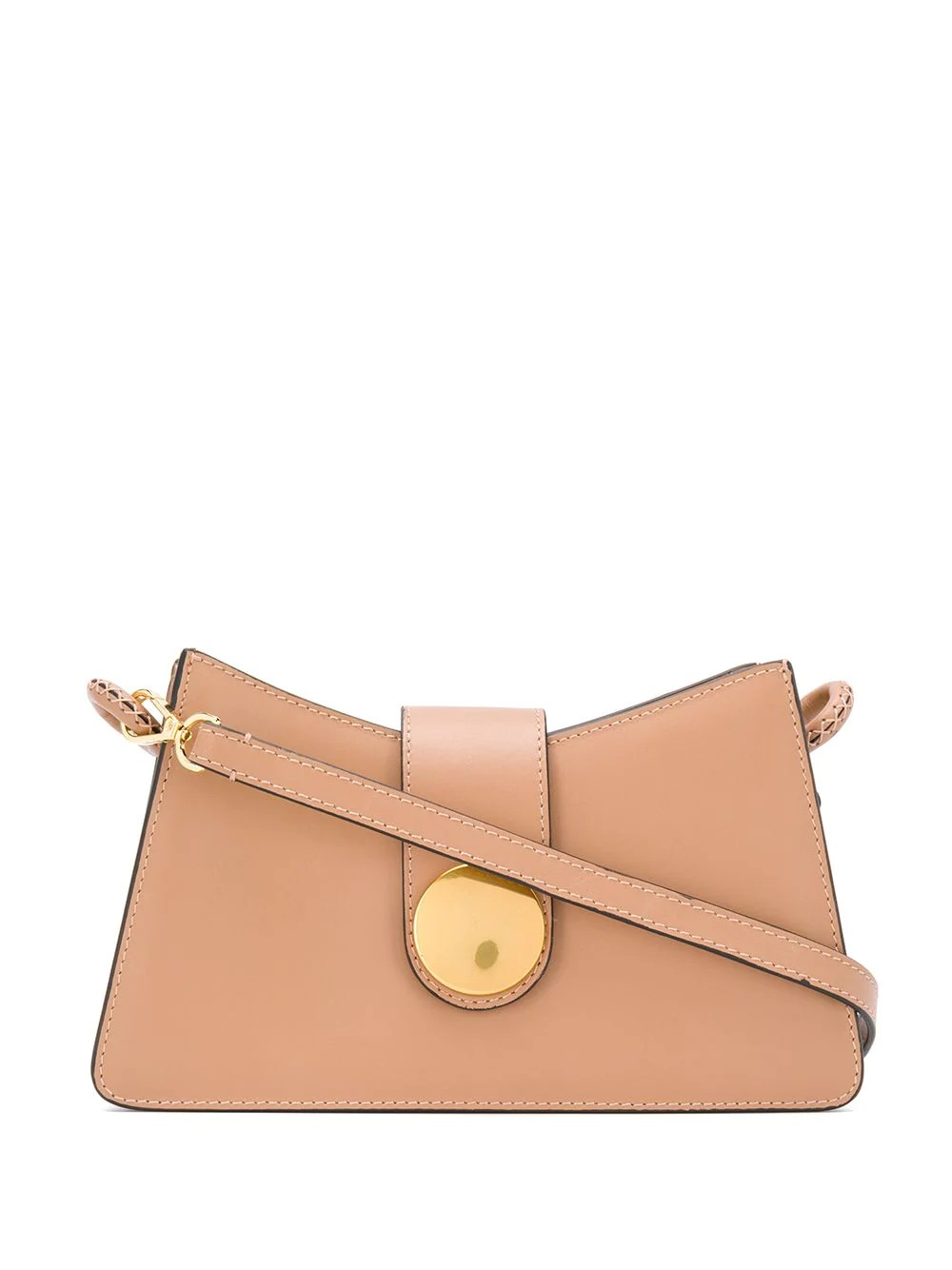BAGUETTE LEATHER CAMEL
