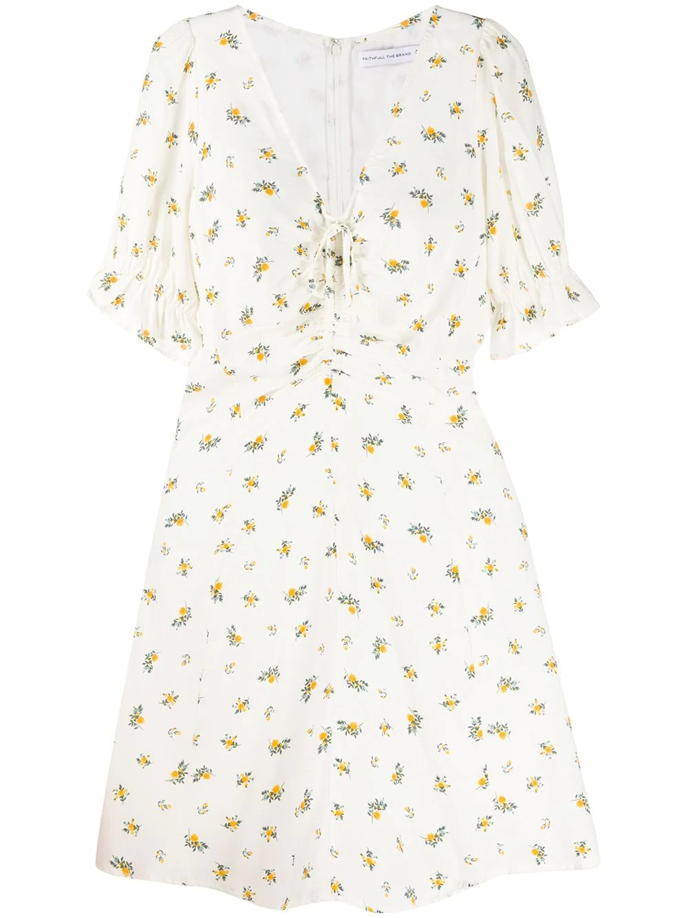FF1577 CARRIE FLORAL PRINT