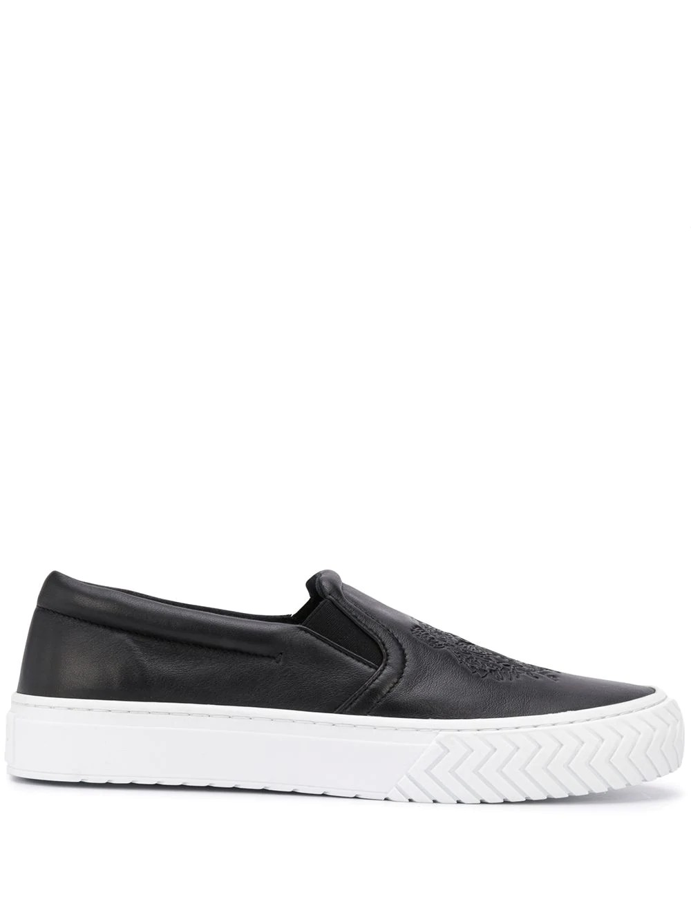 K-SKATE SLIP ON SNEAKERS
