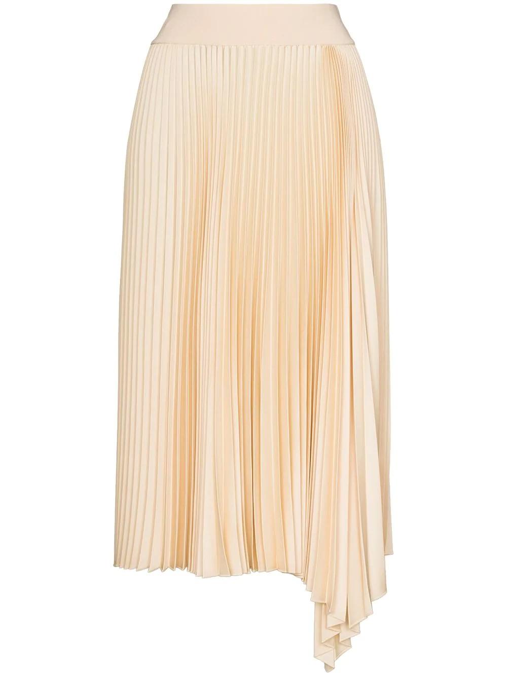 Sabin-Knit weave plissé